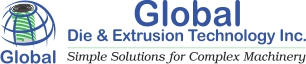 Global Die & Extrusion Technology Inc. Logo